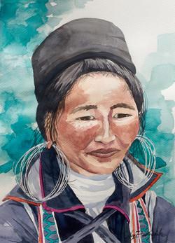 Thai Village Woman