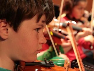 Talleres de grupo de violines