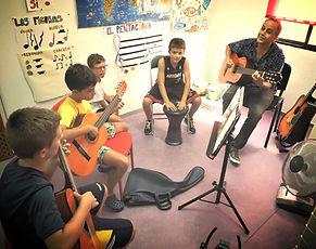 escuela de musica las rozas