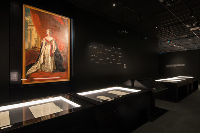 Museum-of-Waitangi_Documents-Room-e15559