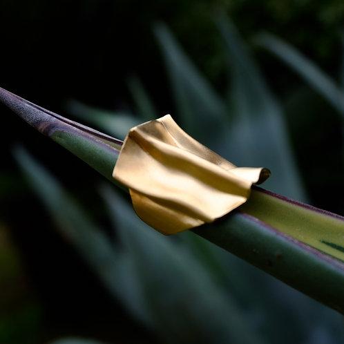 Anello Pieghe Oro