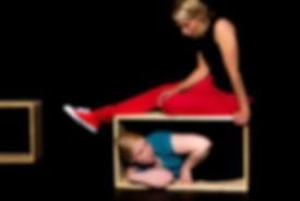 Elävät kuvat - improvised play series