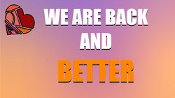 Articulate newsletter we are back and be