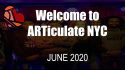 Articulate newsletter Header June