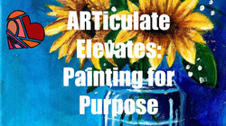 Articulate newsletter Painting for Purpo