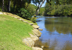 River Park Bank on the Chattahoochee
