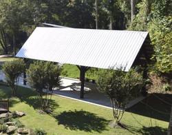 Pole Barn at River Park