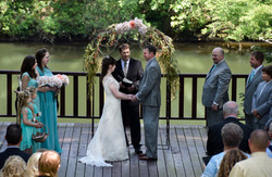 River Park Wedding
