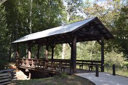 Covered Bridge at River Park