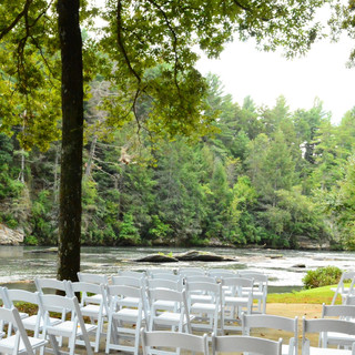 River Park Waterfront Wedding Venue on the Chattahoochee River