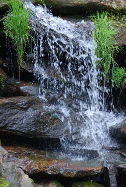 Waterfall at River Park