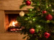 christmas-tree-close-up-on-burning-firep