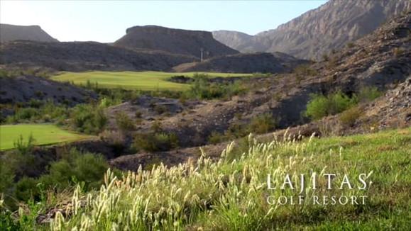 Lajitas Golf Resort in West Texas