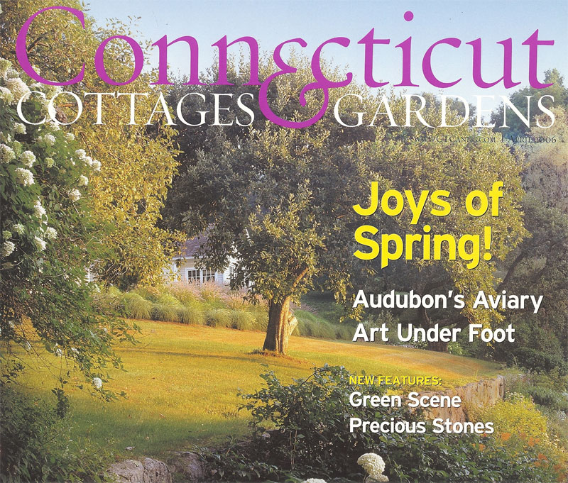 Connecticut Cottages and Gardens