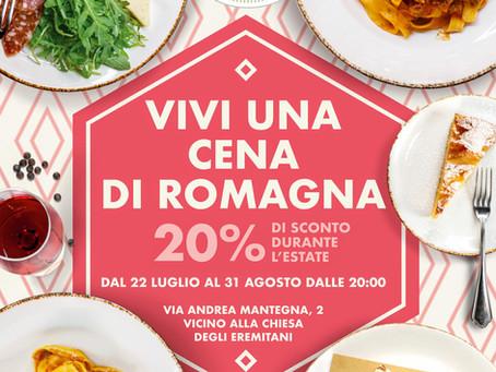 Vivi la Romagna a Padova
