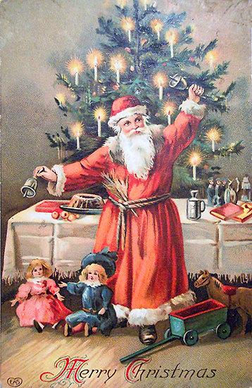 Vintage Christmas 34