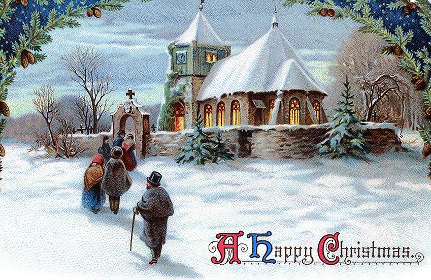 Vintage Christmas 28