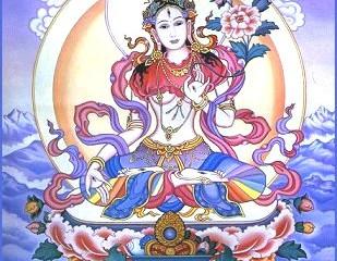 Hommage à TARA, une déesse-mère