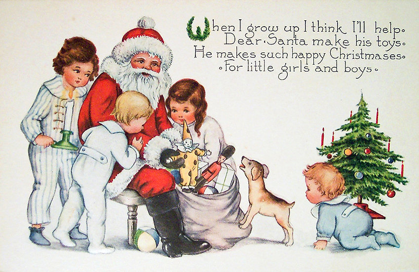 Vintage Christmas 3