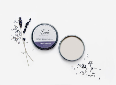 Nouveau contrat avec Dado Cosmetics