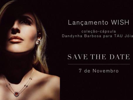 Lançamento de coleção-cápsulade jóias Dandynha Barbosa