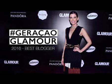 Prêmio Geração Glamour 2016