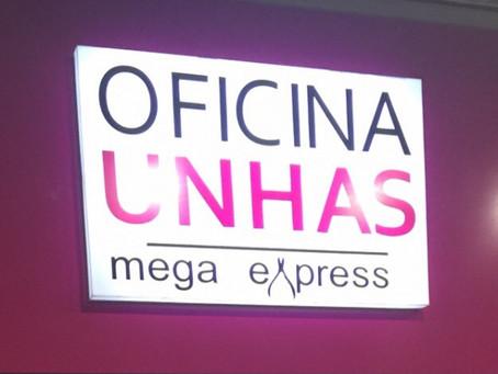 Inauguração da Oficina de Unhas Express