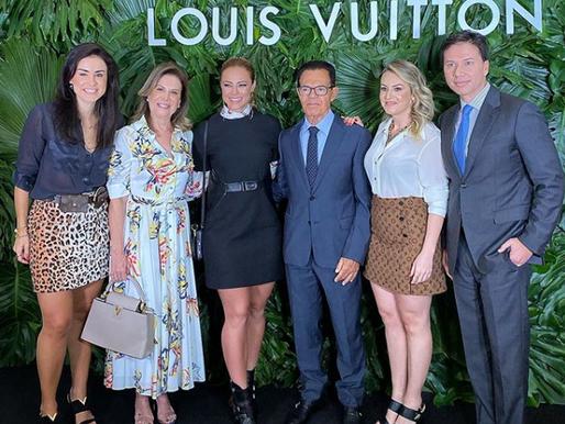 Louis Vuitton inaugura loja em Goiânia