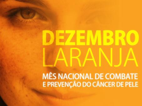 Dezembro Laranja - Combate ao câncer da pele