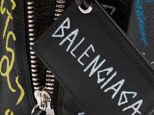 Balenciaga: Bolsas exclusivas por tempo limitado