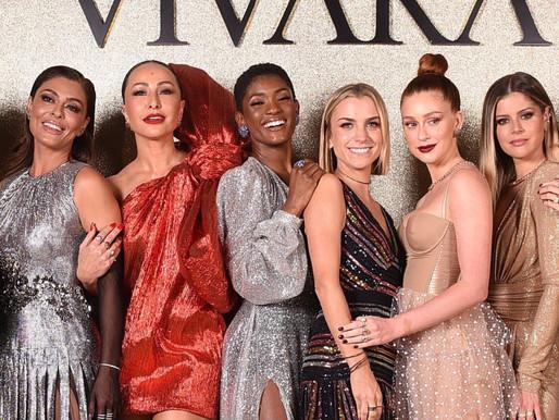 Reunião de celebridades em festa de lançamento da Vivara