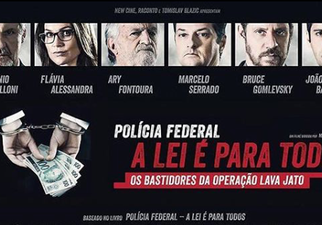 """Pré-estreia do filme """"Polícia Federal - A Lei é Para Todos''"""