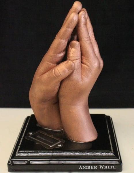 Life cast Children's Hands
