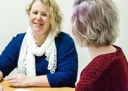 Linda, client, art therapy, counselling, life coaching