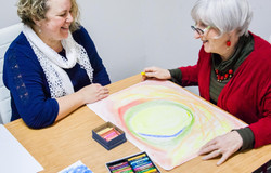 Art Therapy Sessions for mental heal