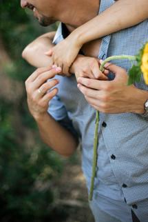 Wedding Rings in Yellow Gold