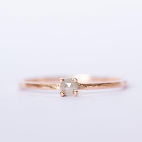 Layla Rose Cut Diamond Solitaire
