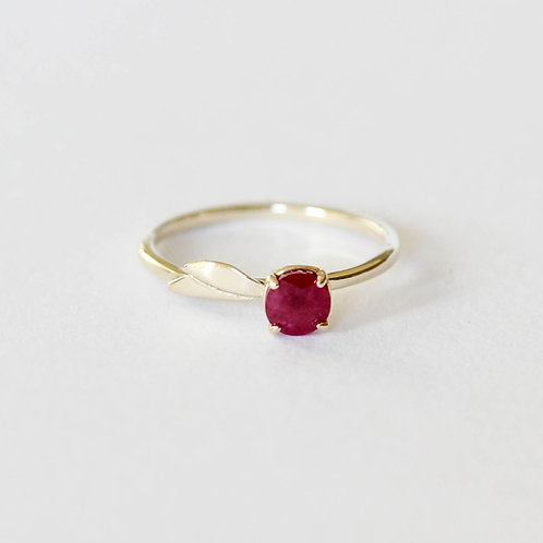 Rose Ruby Solitaire
