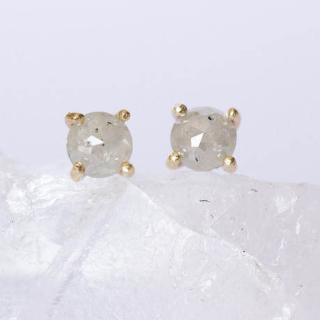 Ciara Diamond Studs