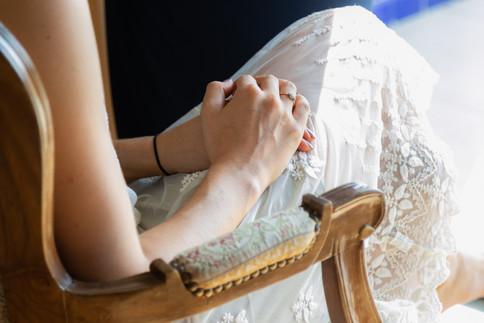 Bespoke Sapphire Engagement Ring