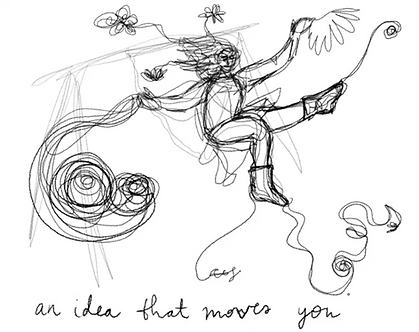 An idea that moves you