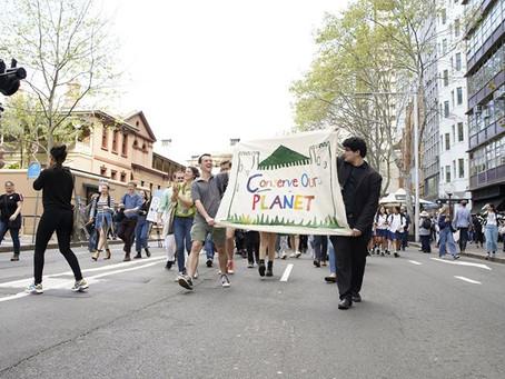 Global Climate Strike x Sydney Conservatorium of Music