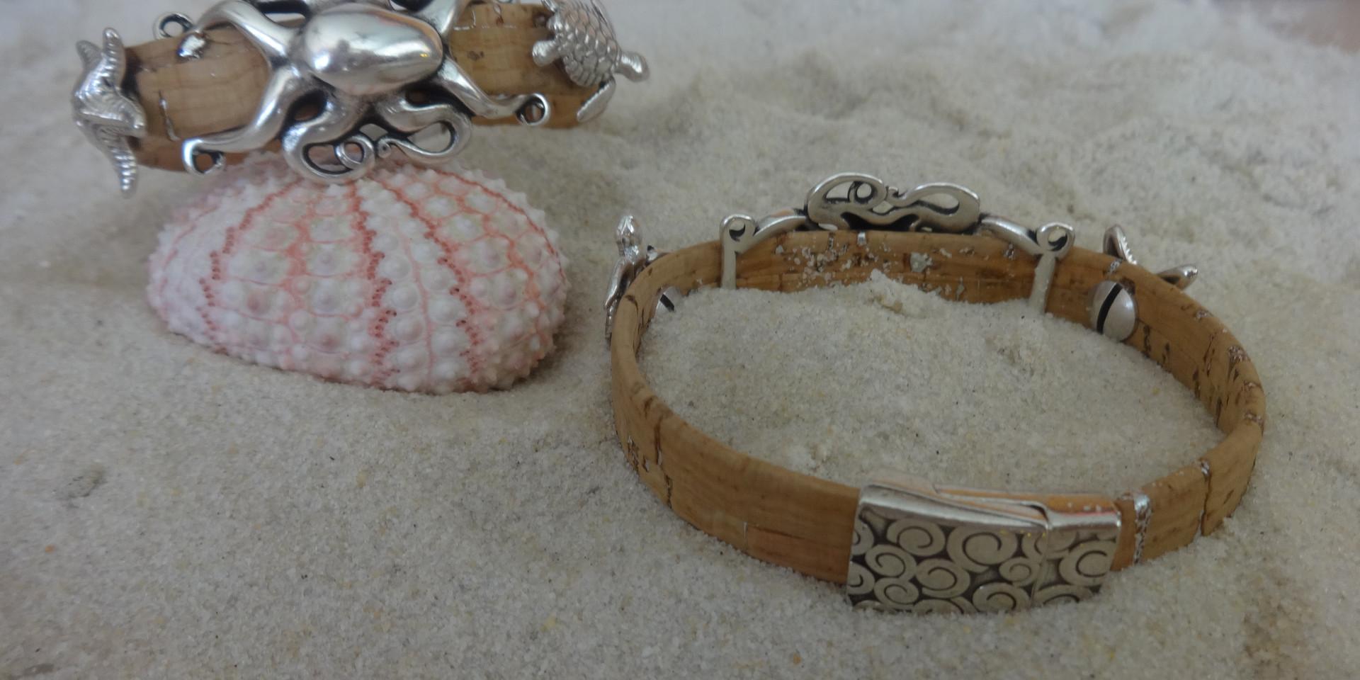 Sea Themed one wrap bracelets