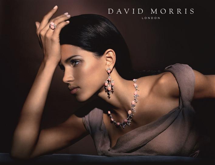 Jewellery: David Morris, The London Jewellers