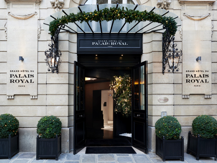 Grand Hôtel du Palais Royal: Paris Luxury At Its Best