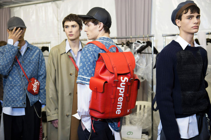 Kim Jones: Going out with a  Bang @ Louis Vuitton