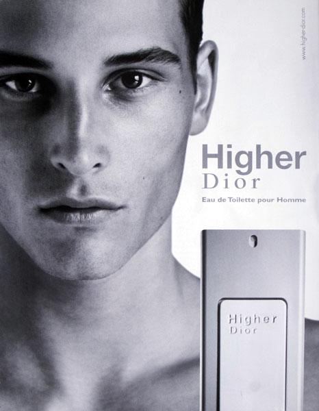 Julien Hedquist for Dior