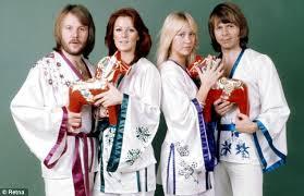 Abba 1979 Kimonos