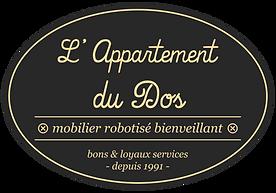 logo L'Appartement du Dos