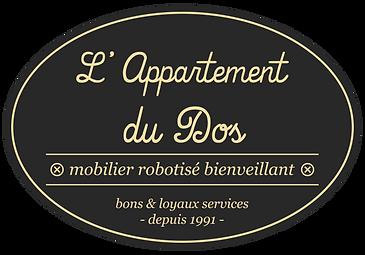 logo Appartement du Dos